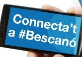 Connecta't a #Bescanó
